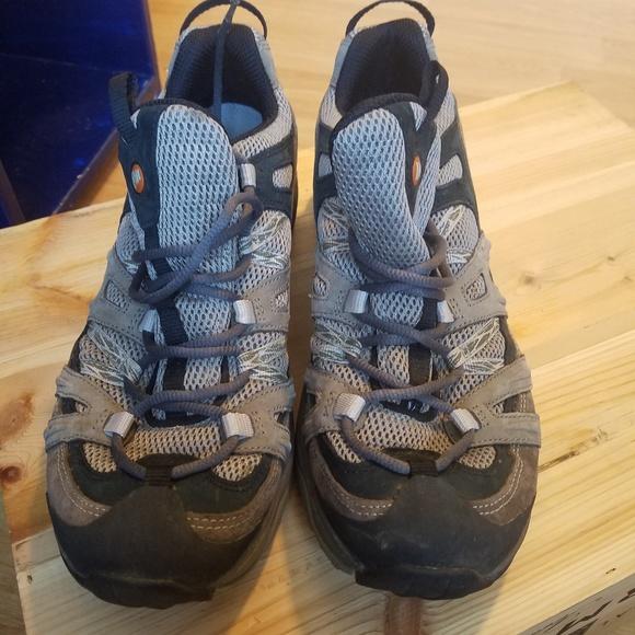 a36dc19dac0 Merrell Continuum Mens Vibram Hiking Shoes